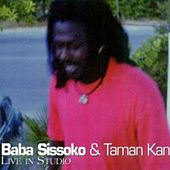 Live in studio by Baba Sissoko