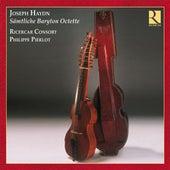 Haydn: Sämtliche Baryton Octette by Ricercar Consort