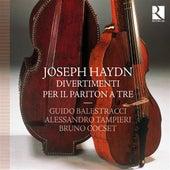 Haydn: Divertimenti per il pariton a tre by Guido Balestracci