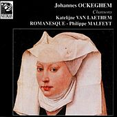Ockeghem: Chansons by Various Artists