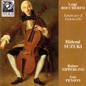 Boccherini: Sonate per il violoncello by Hidemi Suzuki