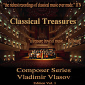 Classical Treasures Composer Series: Vladimir Vlasov, Vol. 1 by Various Artists