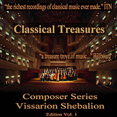 Classical Treasures Composer Series: Vissarion Shebalin, Vol. 1 by Various Artists