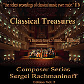 Classical Treasures Composer Series: Sergei Rachmaninoff, Vol. 2 by Various Artists