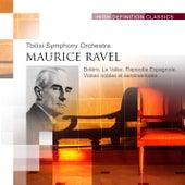 Boléro, La Valse, Rapsodie Espagnole, Valses nobles et sentimentales by Tbilisi Symphony Orchestra
