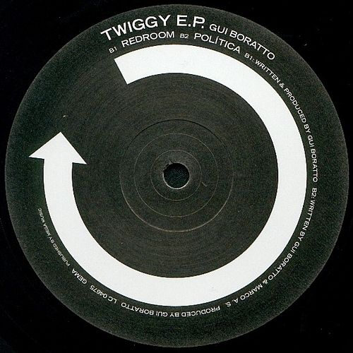 Twiggy E.P. by Gui Boratto
