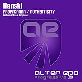 Propaganda / Authenticity - Single by Hanski