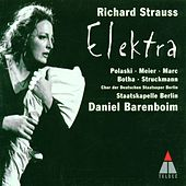 Strauss, Richard : Elektra by Daniel Barenboim