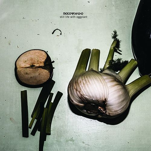 Still Life with Eggplant by Motorpsycho