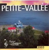 Festival en chanson de Petite-Vallée 2003 by Various Artists