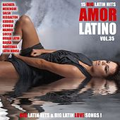 Amor Latino, Vol. 35 - 15 Big Latin Hits & Latin Love Songs (Bachata, Merengue, Salsa, Reggaeton, Kuduro, Mambo, Cumbia, Urbano, Ragga) by Various Artists