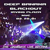02-29-01 - Irving Plaza - NYC by Deep Banana Blackout