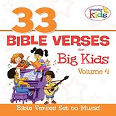 33 Bible Verses for Big Kids, Volume 4 by Wonder Kids