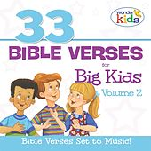 33 Bible Verses for Big Kids, Volume 2 by Wonder Kids