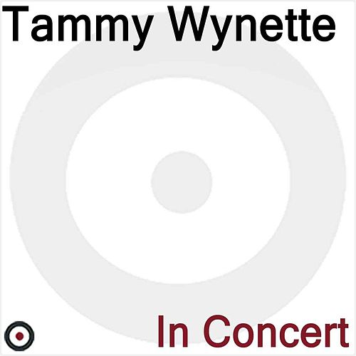 In Concert by Tammy Wynette