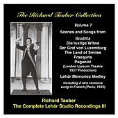 The Richard Tauber Collection, Vol. 7: The Complete Lehár Studio Recordings III by Various Artists