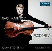 Rachmaninoff - Prokofiev by Julian Steckel