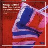 Antheil: Piano Concertos Nos. 1 & 2 / A Jazz Symphony / Jazz Sonata / by Markus Becker