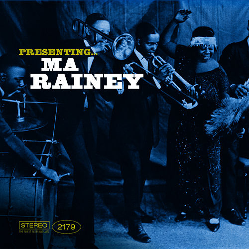 Presenting… Ma Rainey by Ma Rainey