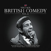 Vintage British Comedy, Vol. 4 by Various Artists