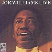 Joe Williams Live by Joe Williams