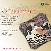 Puccini: Manon Lescaut by Various Artists