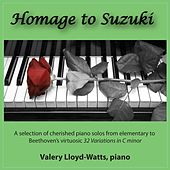 Homage to Suzuki by Valery Lloyd -Watts