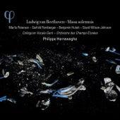 Beethoven: Missa solemnis by Marlis Petersen