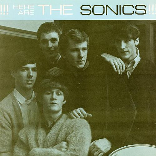 Here Are the Sonics by The Sonics