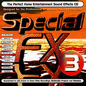 Special FX3 by Sound Effects