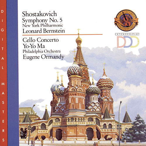 Shostakovich: Symphony No.5; Cello Concerto by Various Artists