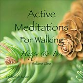 Active Meditations for Walking: Happy & Free, Vol. One by Deborah Koan
