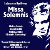Ludwig van Beethoven: Missa Solemnis (1958) by Elisabeth Schwarzkopf