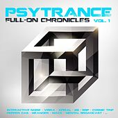 PsyTrance, Vol. 1 (Finest Psytrance and Goa Trance Music) by Various Artists