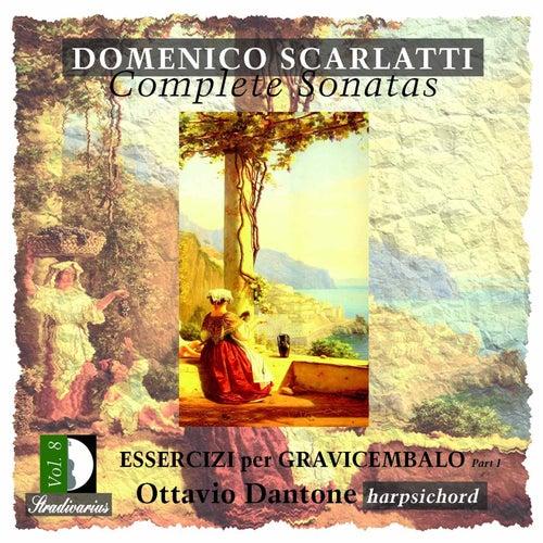Scarlatti: Complete Sonatas, Vol. 8 by Ottavio Dantone