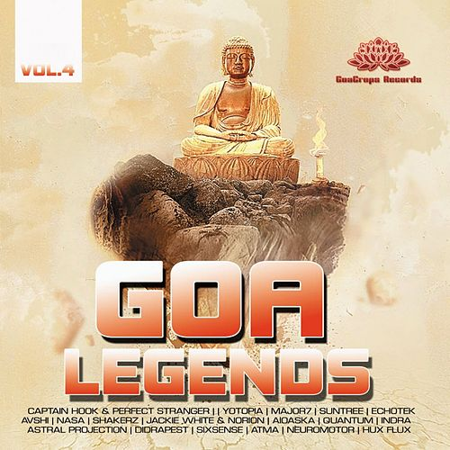 Goa Legends, Vol. 4 by Various Artists