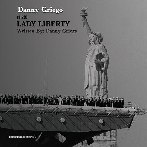 Lady Liberty by Danny Griego