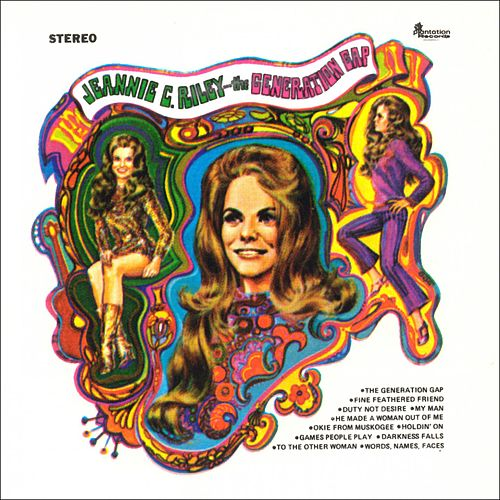 The Generation Gap von Jeannie C. Riley