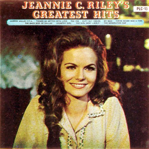 Greatest Hits Volume 1 and 2 von Jeannie C. Riley