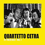 Quartetto Cetra at Their Best, Vol.1 by Quartetto Cetra