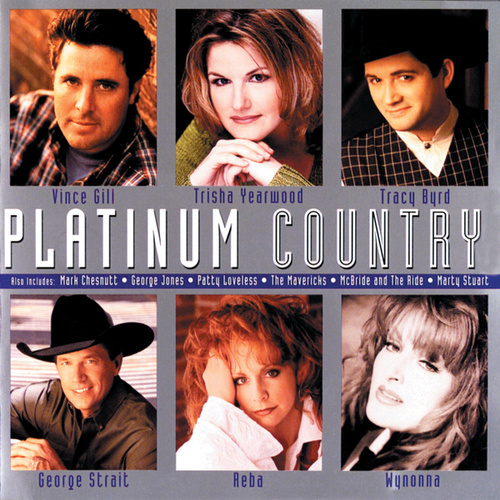 Platinum Country (MCA/Nashville) by Various Artists