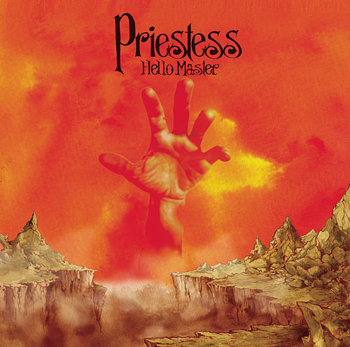Hello Master by Priestess
