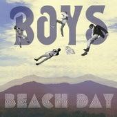 Boys by Beach Day