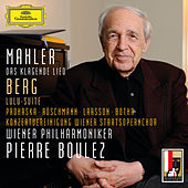Mahler: Das klagende Lied / Berg: Lulu-Suite by Various Artists