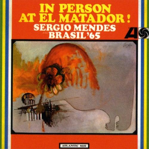 In Person At El Matador by Sergio Mendes