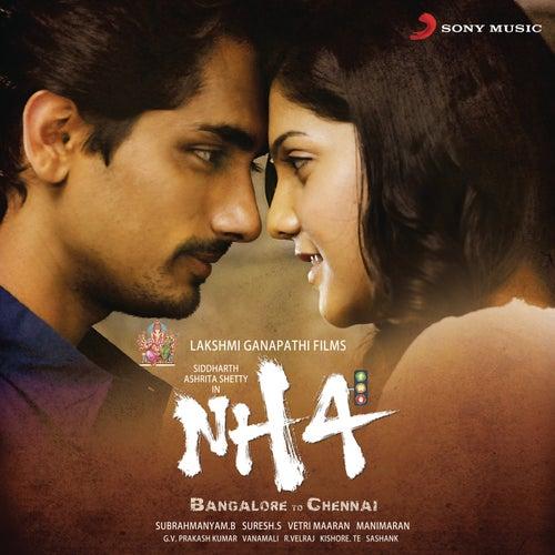 NH4 - Bangalore to Chennai by G.V.Prakash Kumar