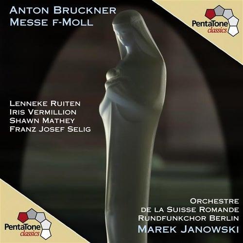 Bruckner: Messe F-moll by Lenneke Ruiten