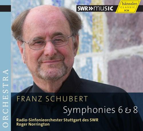 Schubert: Symphonies Nos. 6 & 8 by Stuttgart Radio Symphony Orchestra