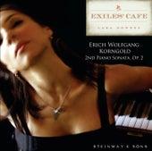 Korngold: Sonata No. 2 by Lara Downes