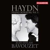 Haydn: Piano Sonatas, Vol. 5 by Jean-Efflam Bavouzet